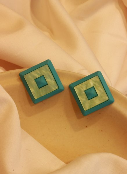 Marine Musings Stud EarRings