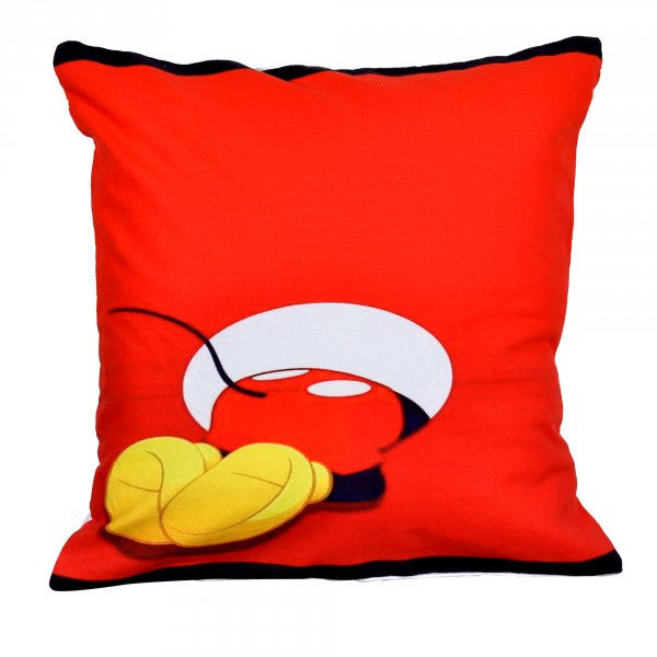 "Mickey Mouse's Bum 16"" Cushion Cover"