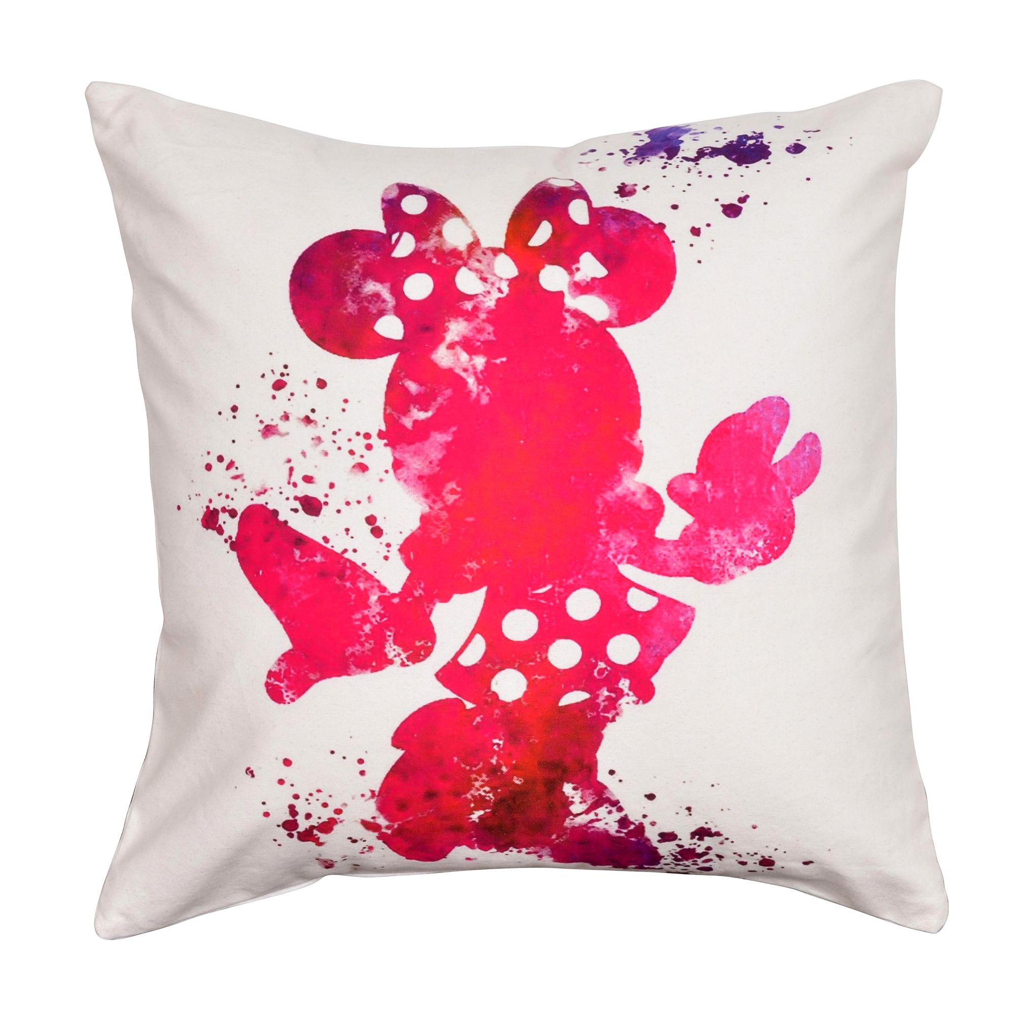 "Minnie Mouse 16"" Cushion Cover"