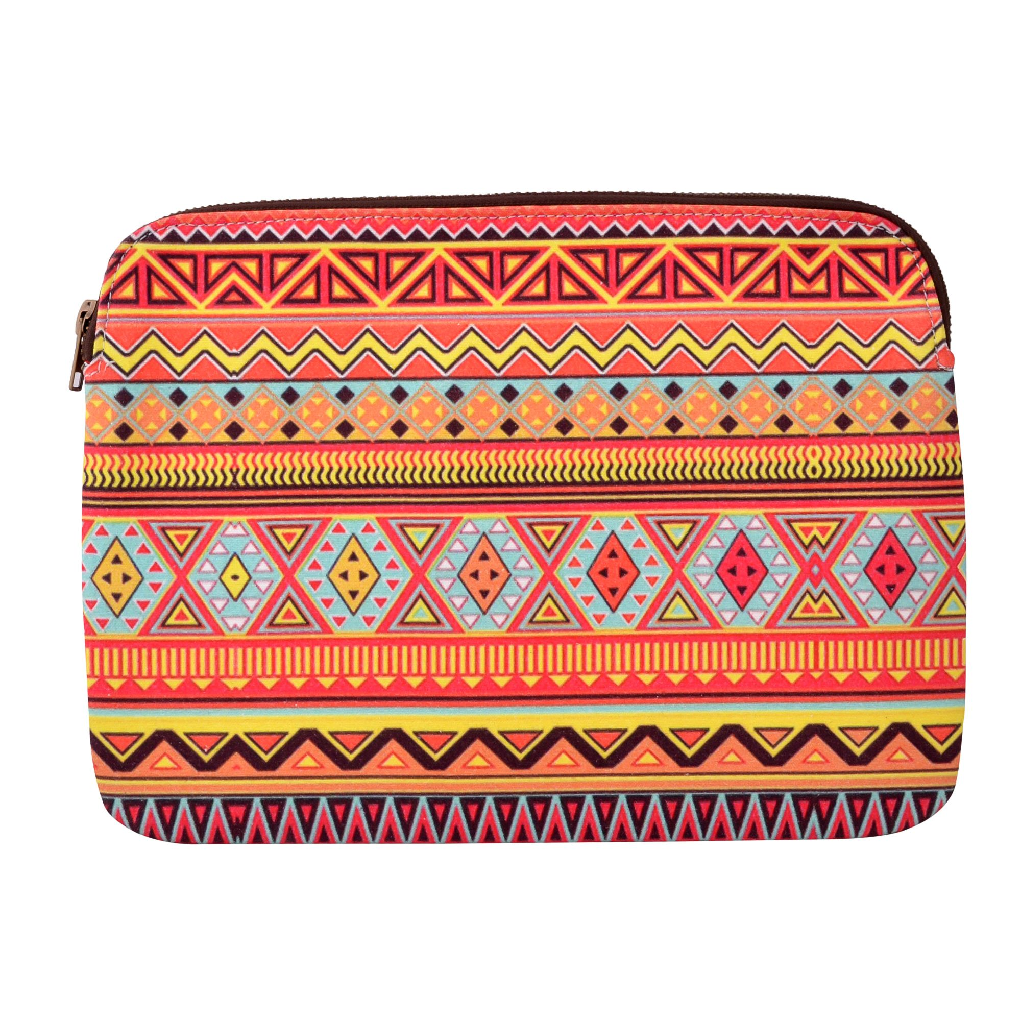 Tribal Touch Multipurpose/Make Up Pouch