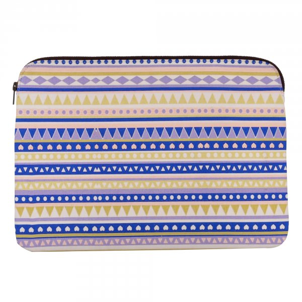"Lavender Drizzle 13"" Laptop Sleeve"