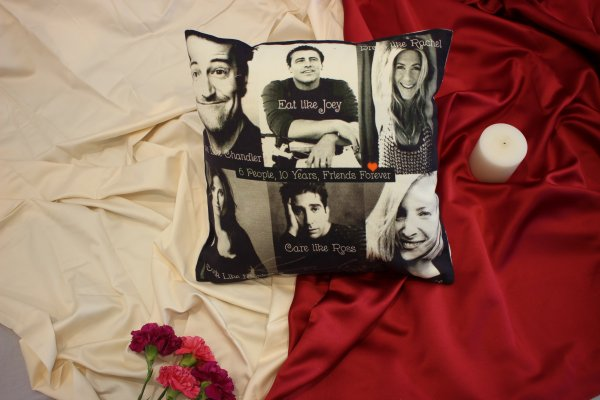"F.R.I.E.N.D.S. 16"" Cushion Cover"