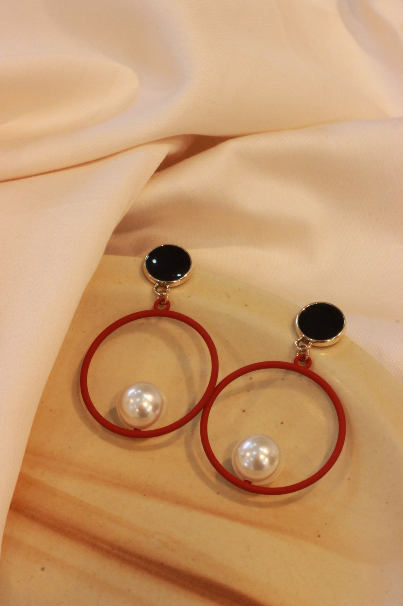 L'Amour Hoop EarRings