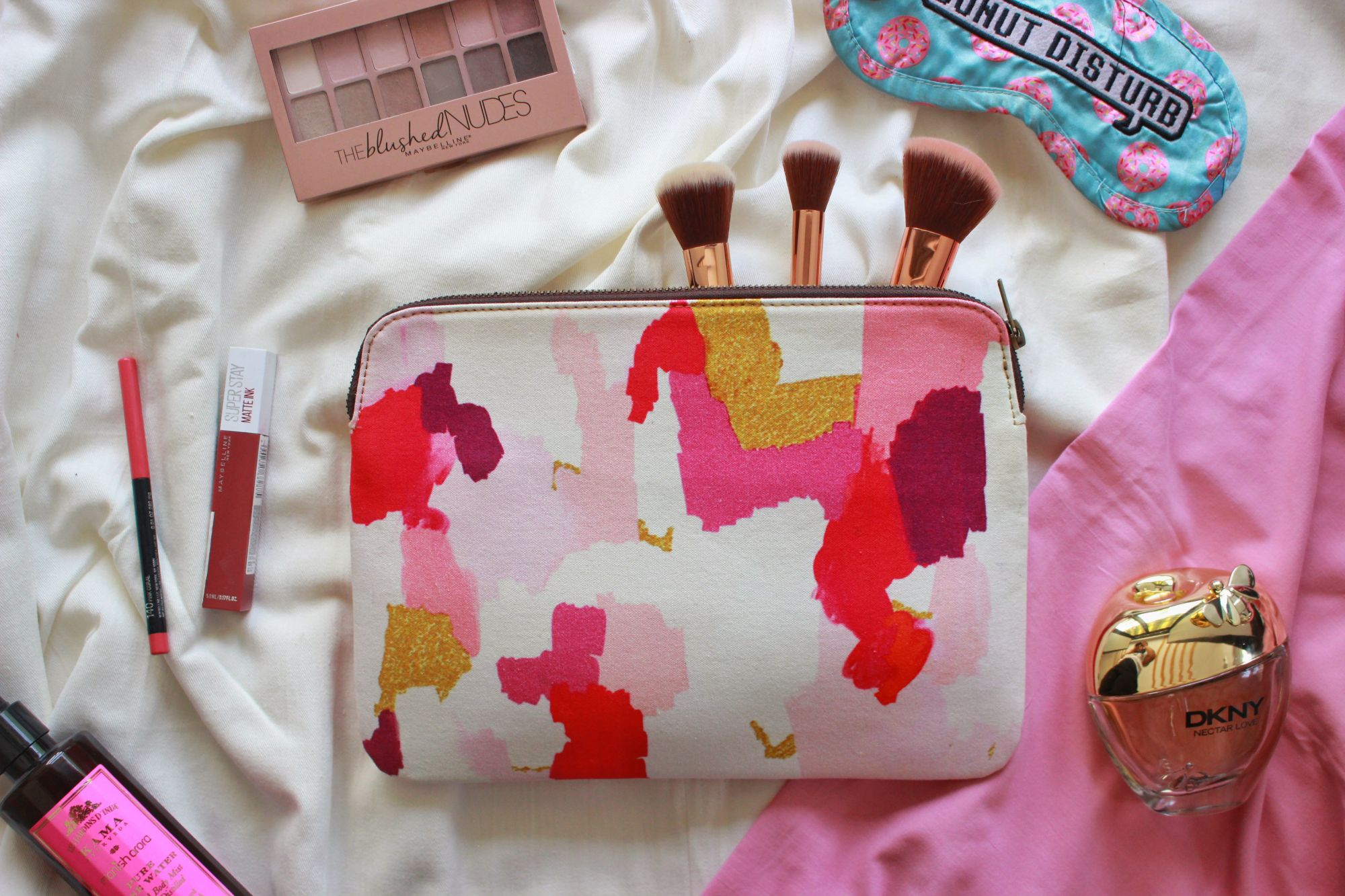 Pastels Multipurpose/ Make Up Pouch