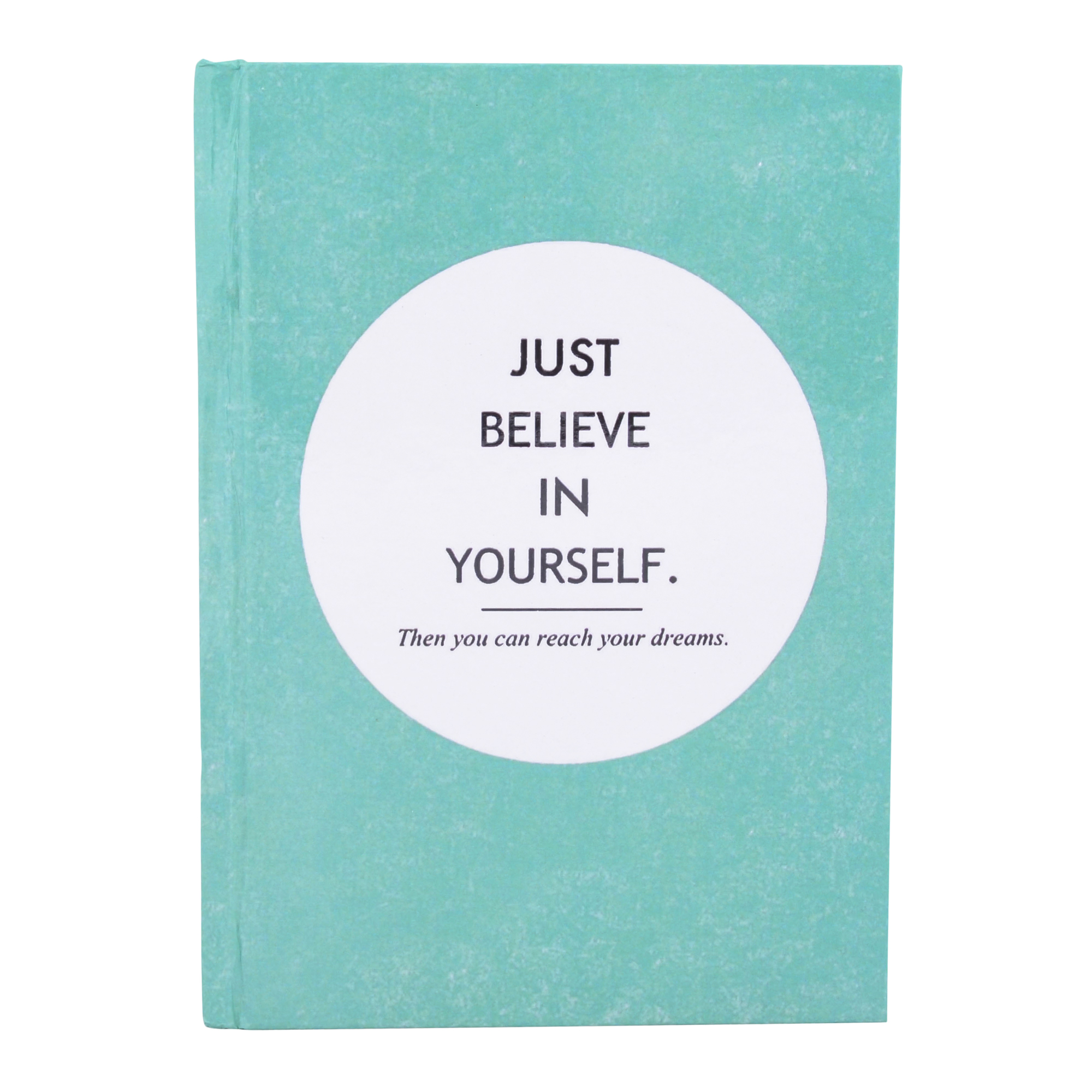 Just Believe in Yourself Handmade Paper Diary