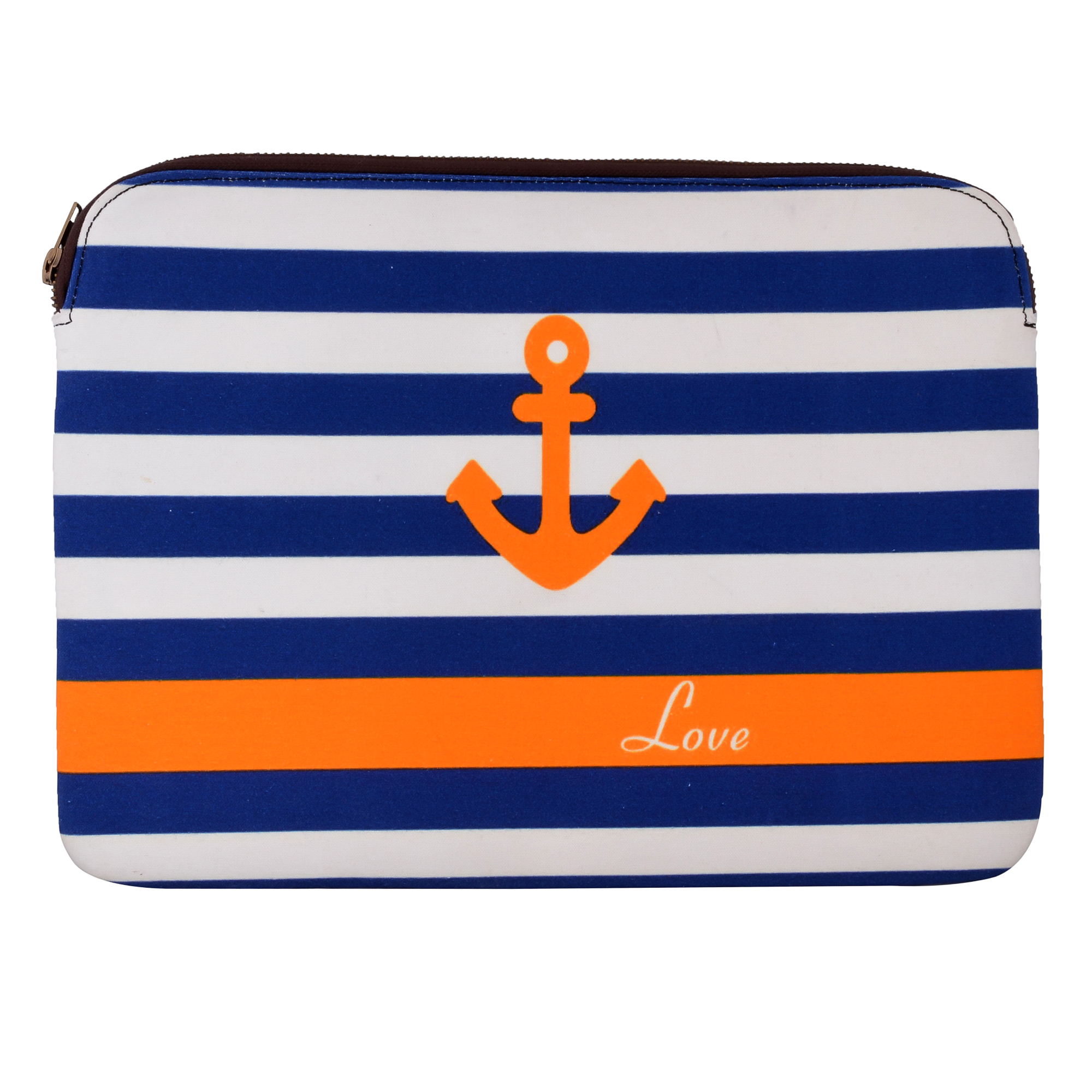 Seas the Day Designer Laptop Case 11.6""